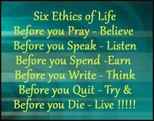 6 ethics